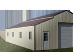 METAL ROOFING, POLE BARNS, STEEL TRUSSES, METAL BUILDINGS ...