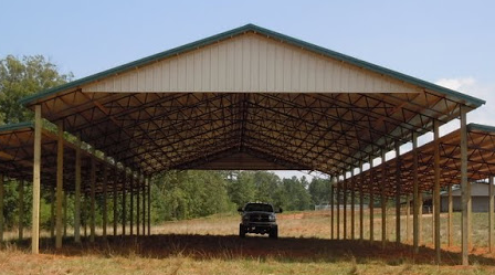 Metal Roofing Pole Barns Steel Trusses Metal Buildings